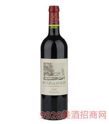 杜哈磨坊2008葡萄酒