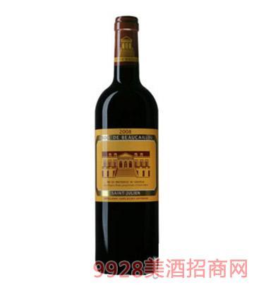 宝嘉龙副牌葡萄酒