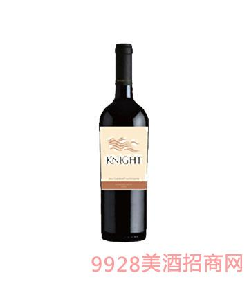 骑士普通赤霞珠葡萄酒