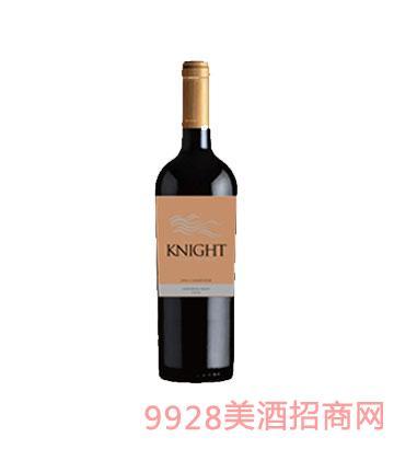 骑士珍藏佳美娜葡萄酒