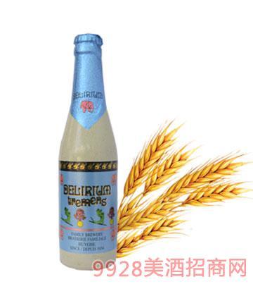 粉象浅粉啤酒330ml瓶装
