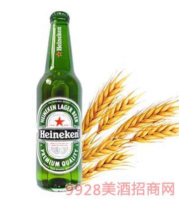喜力啤酒250ml瓶装