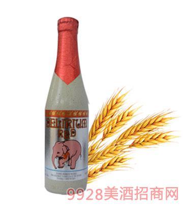粉象樱桃啤酒330ml瓶装