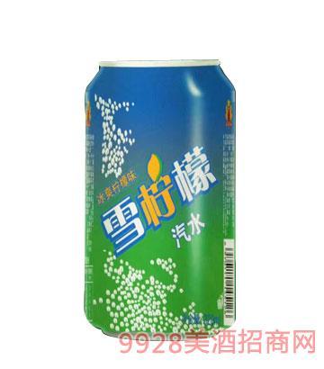 雪柠檬汽水