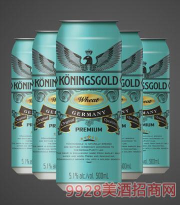 德国领鹰小麦啤啤酒