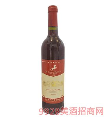 火焰�R干�t葡萄酒2006