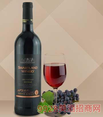 道恩芳登西拉子红葡萄酒