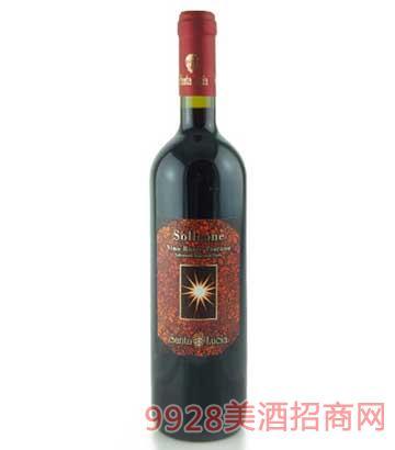 金太阳干红葡萄酒