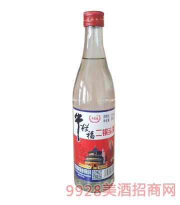 牛栏福二锅头酒