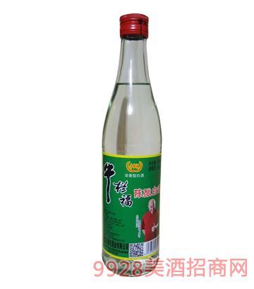 牛栏福陈酿白酒