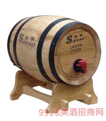 橡木桶山葡萄原酒
