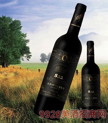 森澳VIP干红葡萄酒