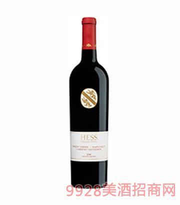 赫斯精选维德山加本力苏维翁红葡萄酒