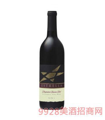 伊思收藏红葡萄酒