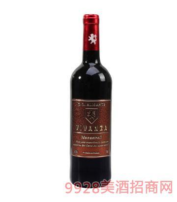 穆尔韦德干红葡萄酒