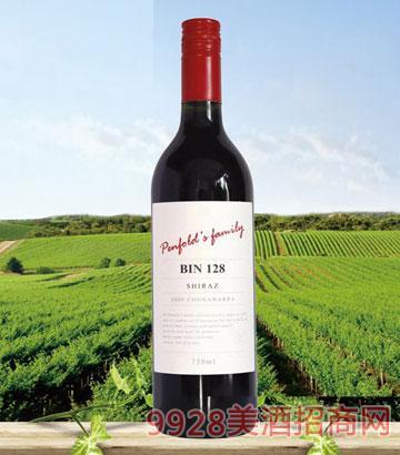 奔富家族128干红葡萄酒