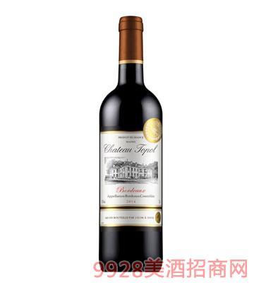 玛格鲁图波尔干红葡萄酒