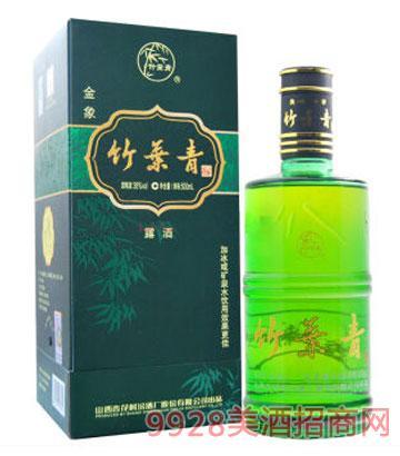 竹叶青金象酒