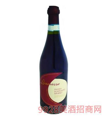 玛尔维萨弱起泡型红葡萄酒