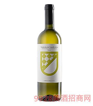 杰西城堡之�S��蒂克�典干白葡萄酒