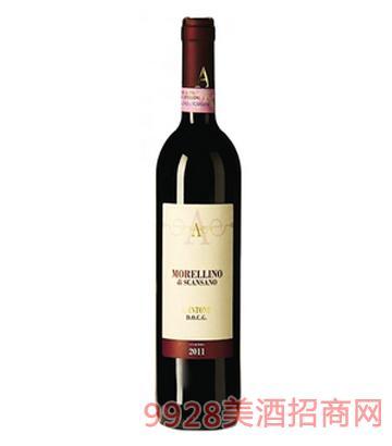 莫莱里诺干红葡萄酒
