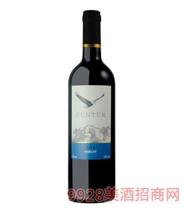 猎鹰谷·梅洛红葡萄酒