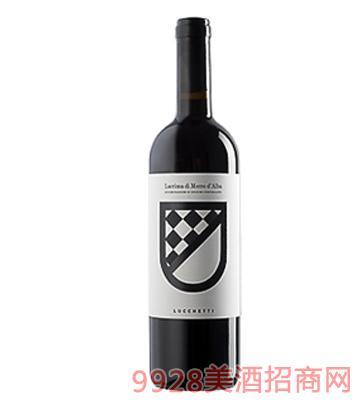 拉克利马干红葡萄酒
