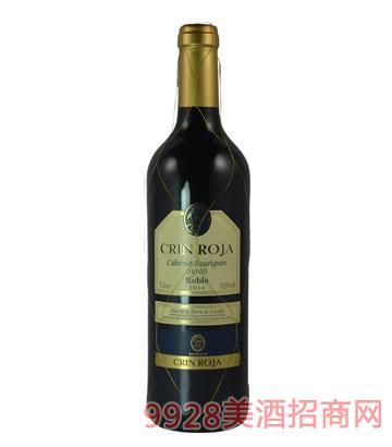 西班牙·烈马庄蓝标红葡萄酒
