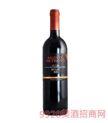 热风·色拉子红葡萄酒