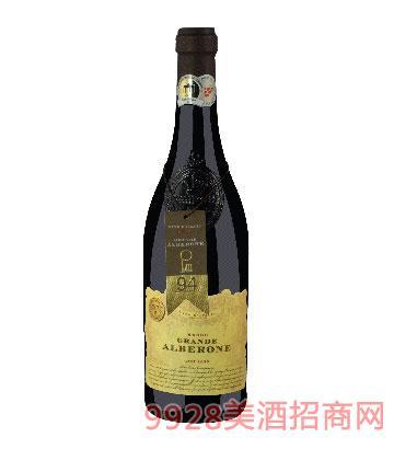意大利·阿波罗尼橡木桶红葡萄酒