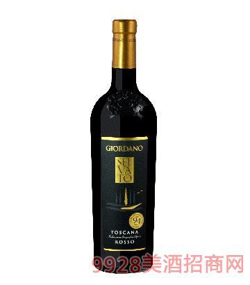 托斯卡纳·金树湾红葡萄酒