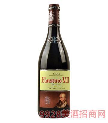 西班牙弗士帝诺七世气泡酒