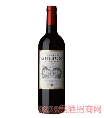 露桐波尔多瑰宝庄红葡萄酒