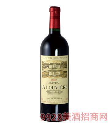 法国拉鲁维耶城堡红葡萄酒