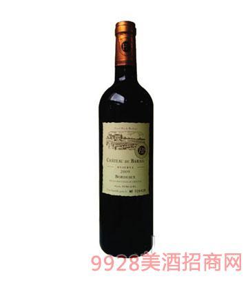 巴拉伊酒庄干红葡萄酒
