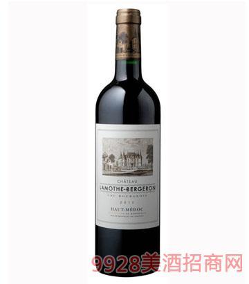 拉莫宝爵龙干红葡萄酒