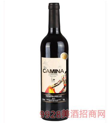 卡米娜干红葡萄酒