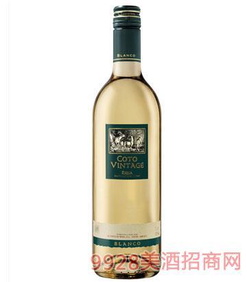 高拓干白葡萄酒