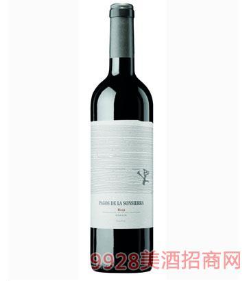颂澜山单一园干红葡萄酒