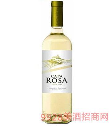 卡�_拉干白葡萄酒