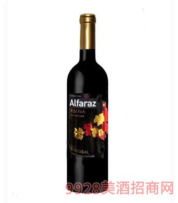 阿法拉斯珍藏�t葡萄酒