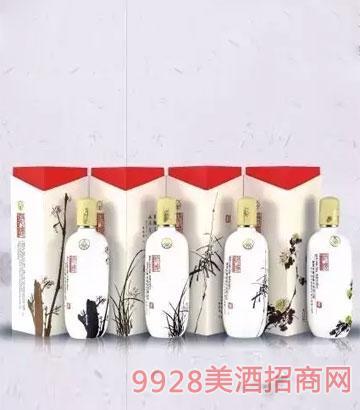 五粮液股份有限公司公司酒之头梅兰竹菊酒