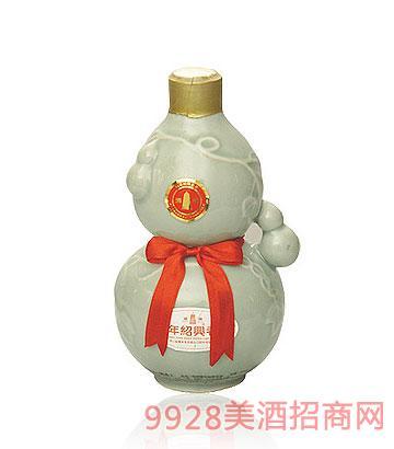 葫芦瓶塔牌花雕酒750mlx12