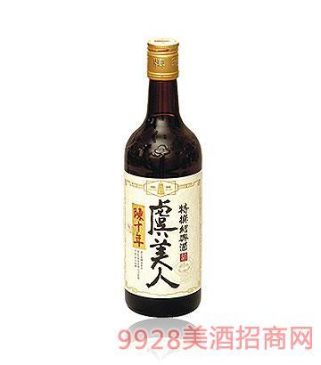 虞美人酒600mlx12