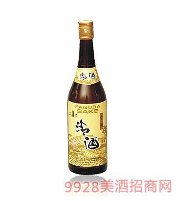 中国清酒750mlx12