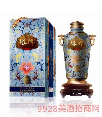 20年榮華富貴酒4L