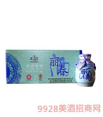青瓷丽春酒350mlx9