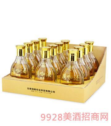 佰皓玛咖酒38度500ml