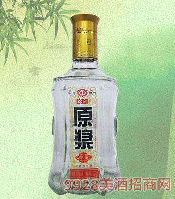 绵剑原浆酒