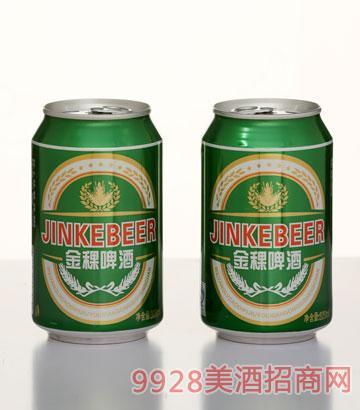 320ML金稞优质啤酒罐装